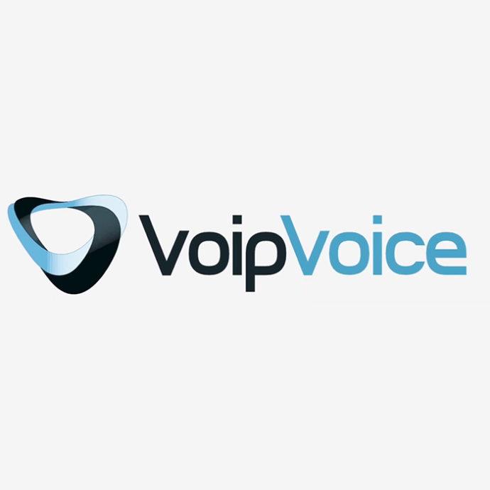 voip voice logo