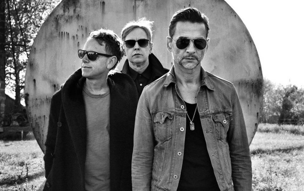 depeche mode rock and roll hall of fame